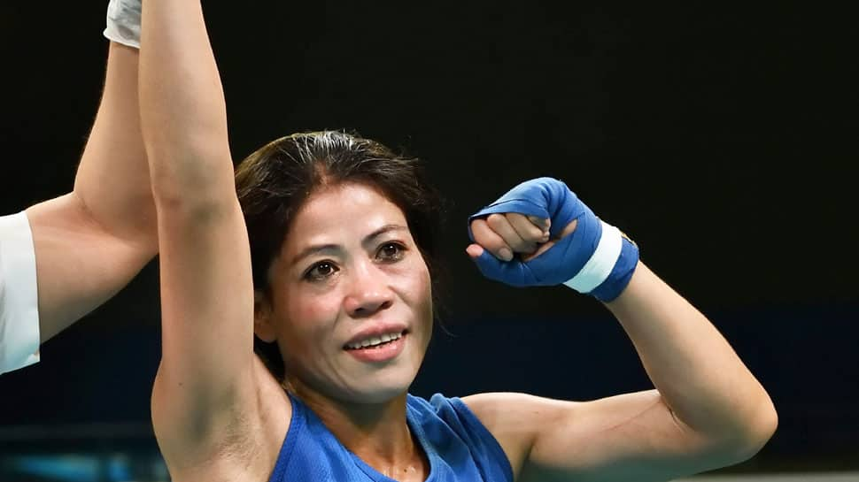 Commonwealth Games 2018: Mary Kom enters semis in women's 48 kg boxing competition