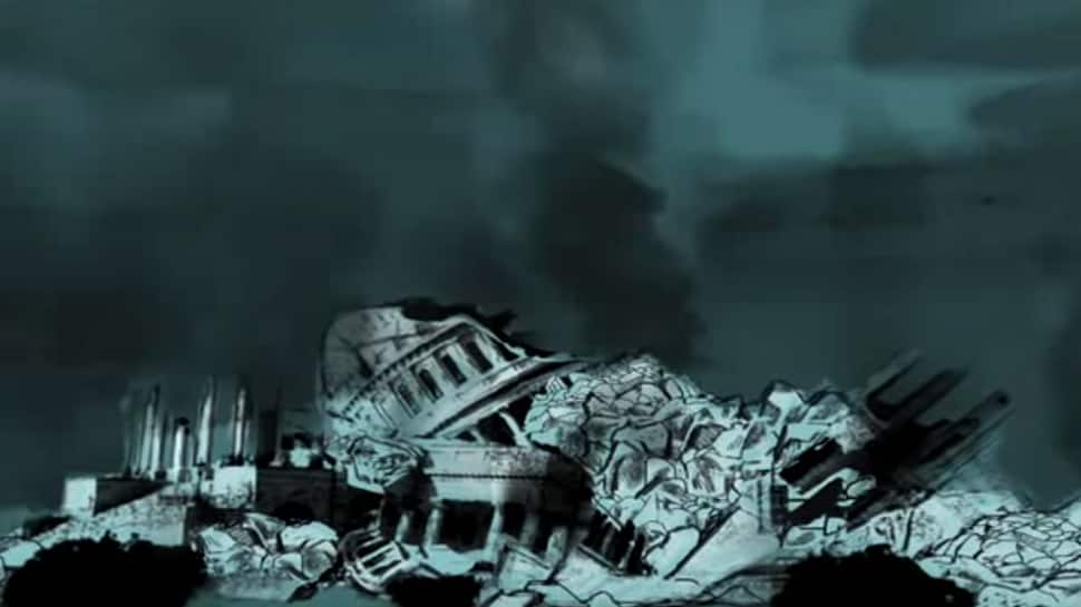 Nuclear nightmare: What if a nuclear bomb hits Washington DC – watch video