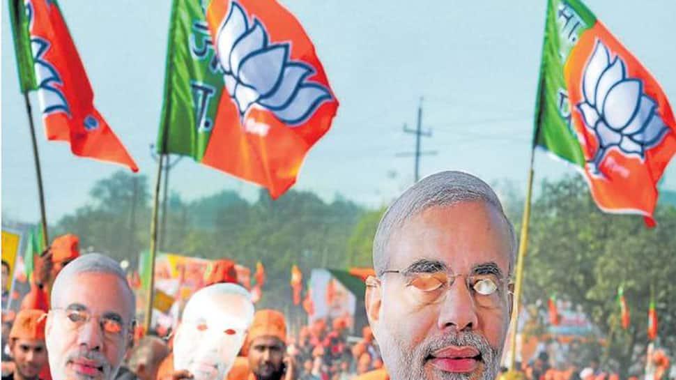 After crushing CPI-M in Tripura, BJP eyes the state's Lok Sabha seats