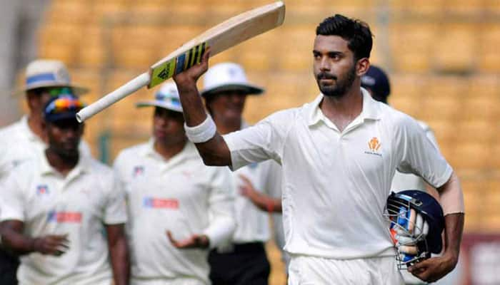 Punjab opener KL Rahul hits fastest fifty of T20 League