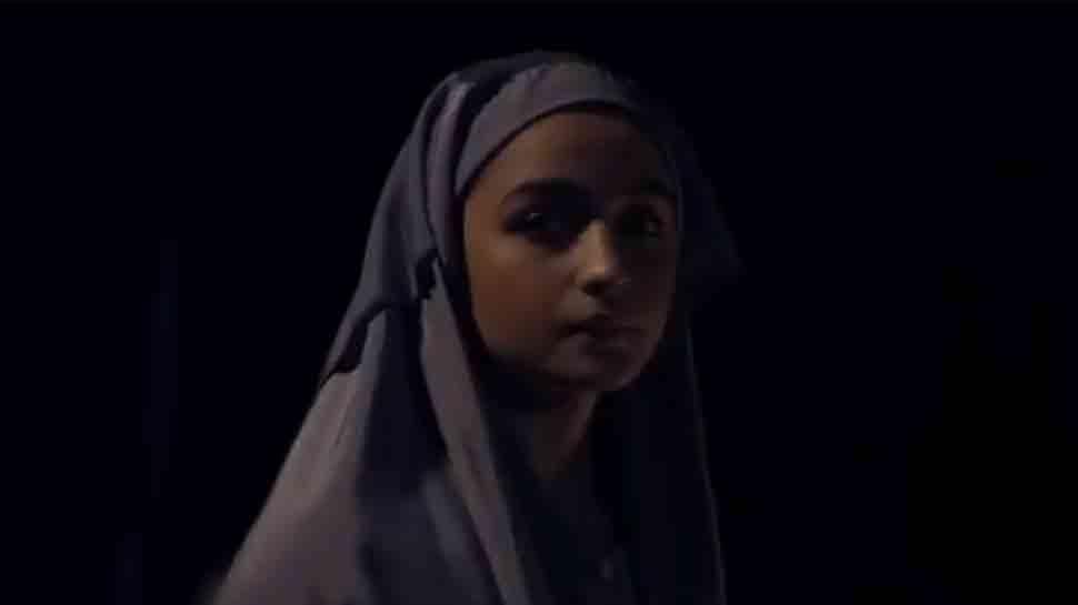 Raazi teaser: Burqa-clad Alia Bhatt makes a discreet phone call; trailer to be out on April 10 — Watch