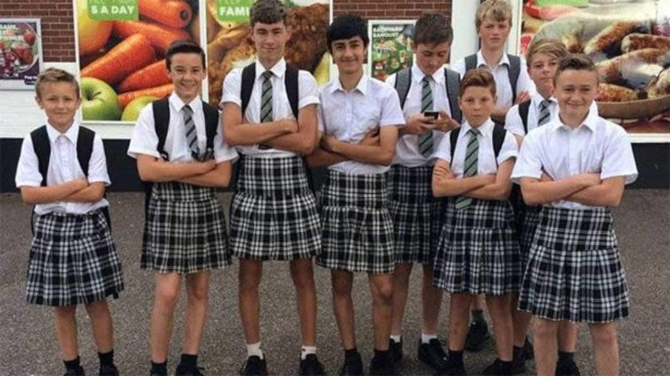 UK boarding school says, 'will allow boys to wear skirts if they want'