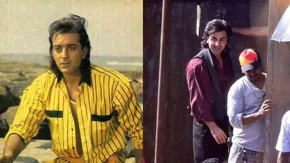 Sanju: First teaser of Ranbir Kapoor as Sanjay Dutt to be ...