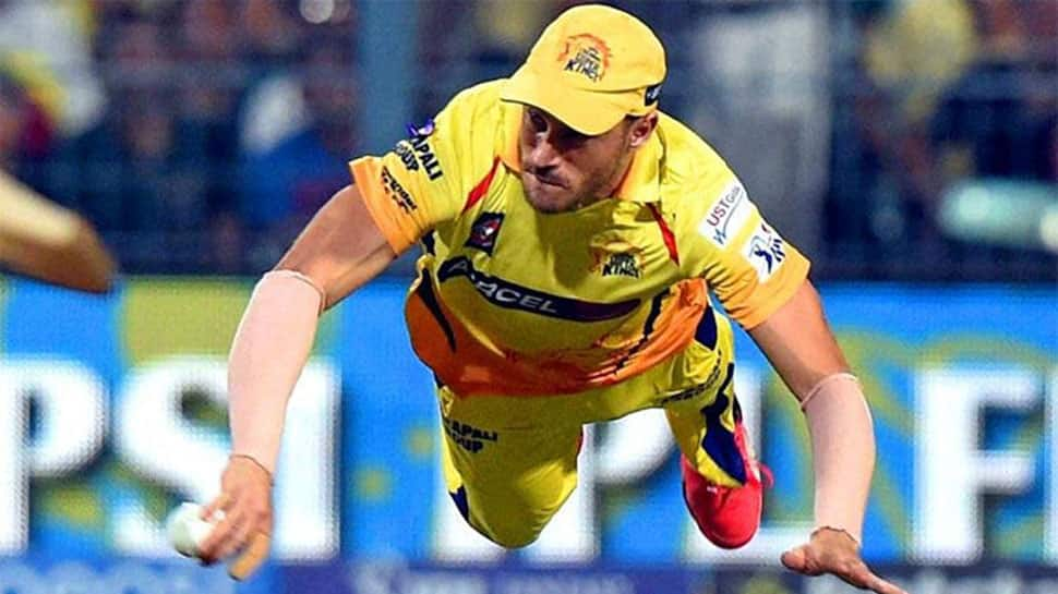IPL 2018: CSK's Faf du Plessis not yet ready to play as he has a slight strain and a small fracture