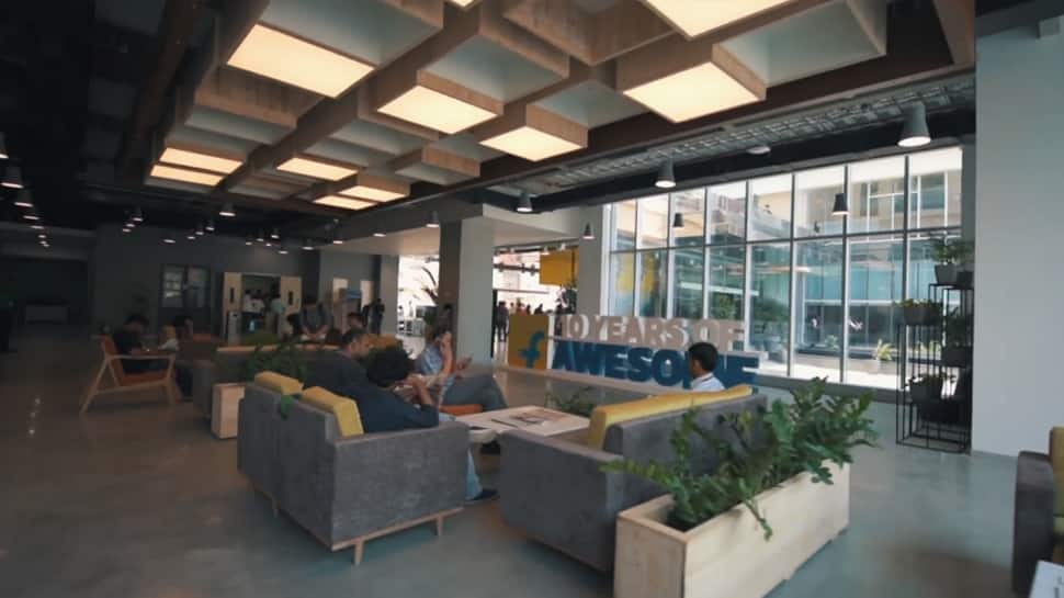Take a tour of Flipkart's new giant office in Bengaluru – watch video