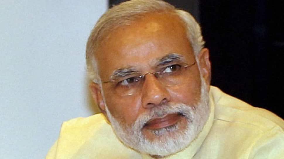 PM Narendra Modi shares animated video of him doing 'Padahastasana' – Watch