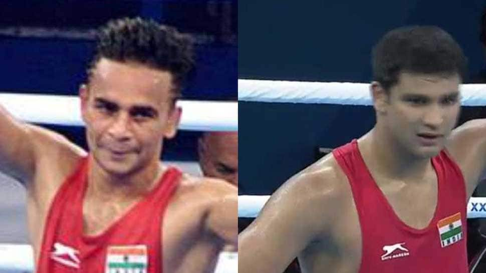 Commonwealth Games 2018, Gold Coast: Boxers Amit Panghal, Naman Tanwar enter semis