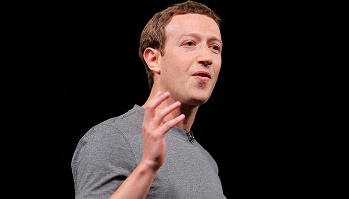 Mark Zuckerberg rules out resigning over Facebook data breach