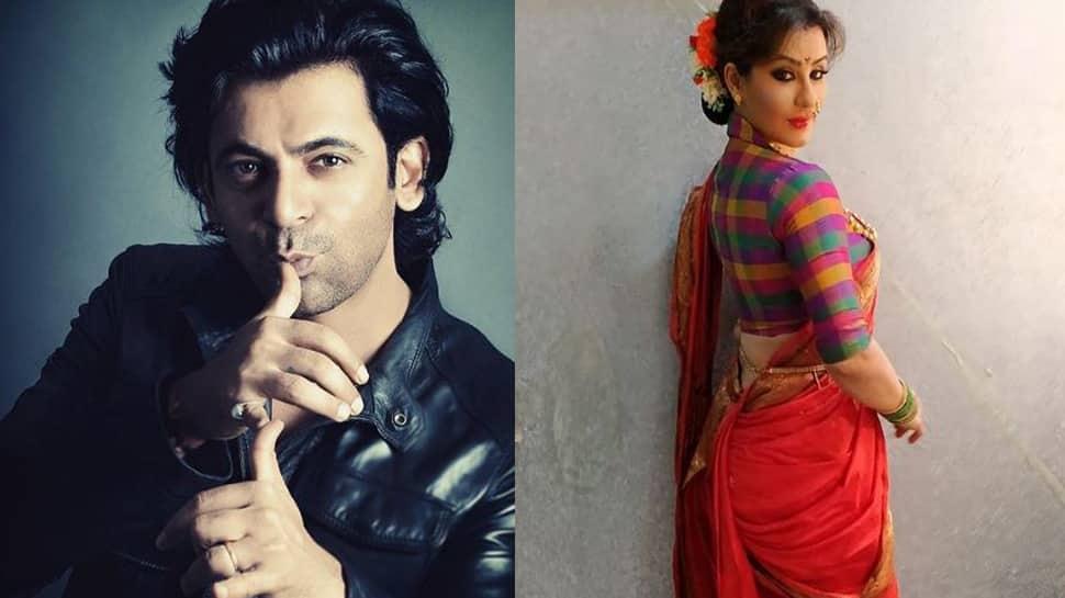 Shilpa Shinde goes 'Saat Samundar Paar' for Sunil Grover– Watch video
