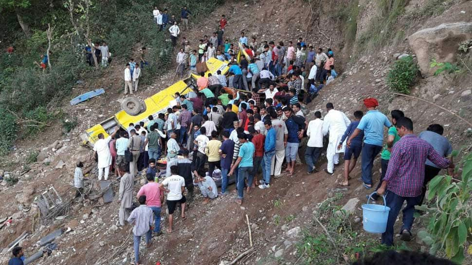 Kangra school bus accident: Himachal HC issues notices to state govt, school