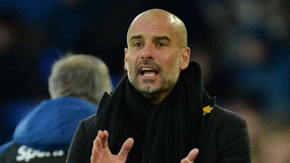 Champions League: Pep Guardiola on defensive after City's miserable week