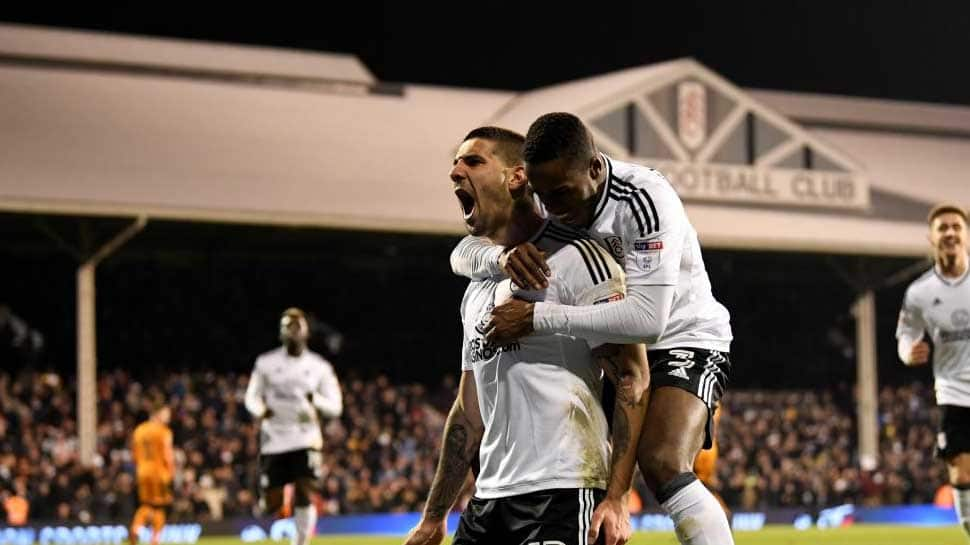 Soccer: Fulham go second with win, McCarthy leaves Ipswich