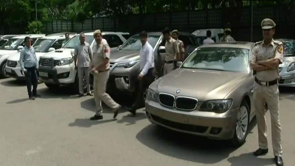 Delhi Police ends big car robbery menace in NCR, recovers 16 high-end vehicles