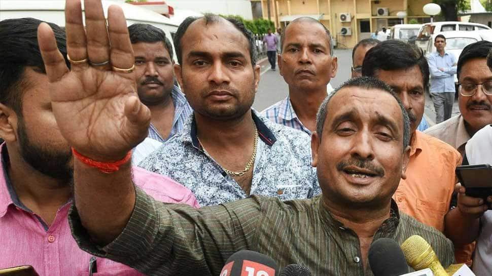 Unnao gangrape case: Under-fire MLA Sengar refuses to surrender, BJP may take action