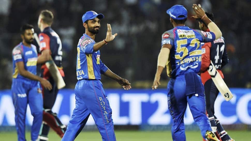 IPL 2018 points table after Matchday 5: RR move up to 5th after first win