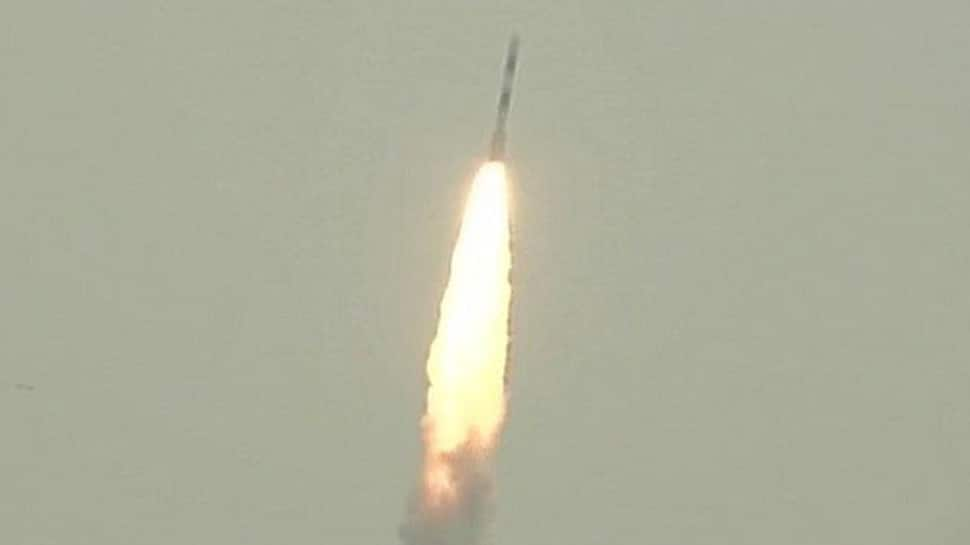 Navigation satellite INRSS-1I put into orbit, ISRO calls it a success