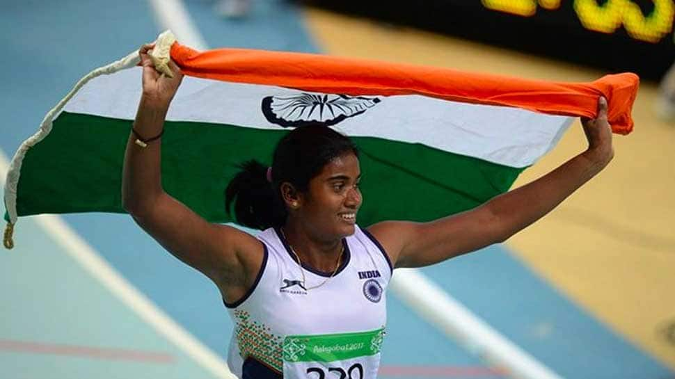 Commonwealth Games 2018, Gold Coast: Purnima finishes 2nd in heats of 100m hurdles of Heptathlon