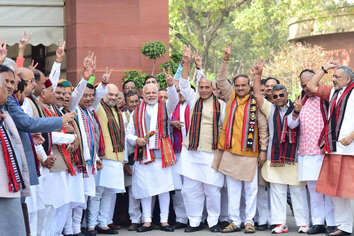 PM Narendra Modi, Amit Shah, other BJP leaders to fast against Parliament impasse today