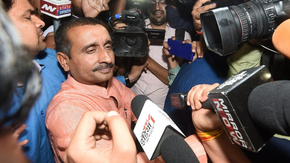 CBI to probe Unnao rape case, FIR against Sengar amid midnight drama