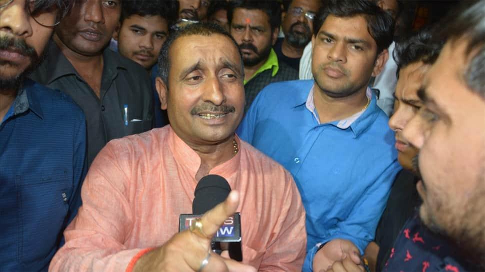 A phone call changed Yogi Adityanath's decision to arrest rape accused BJP MLA Kuldeep Singh Sengar, claims BJP leader