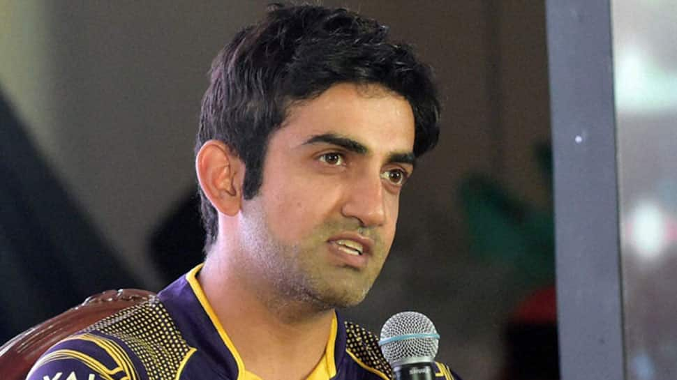 In charged-up tweet, Gautam Gambhir urges authorities to act in Unnao and Kathua gangrape cases