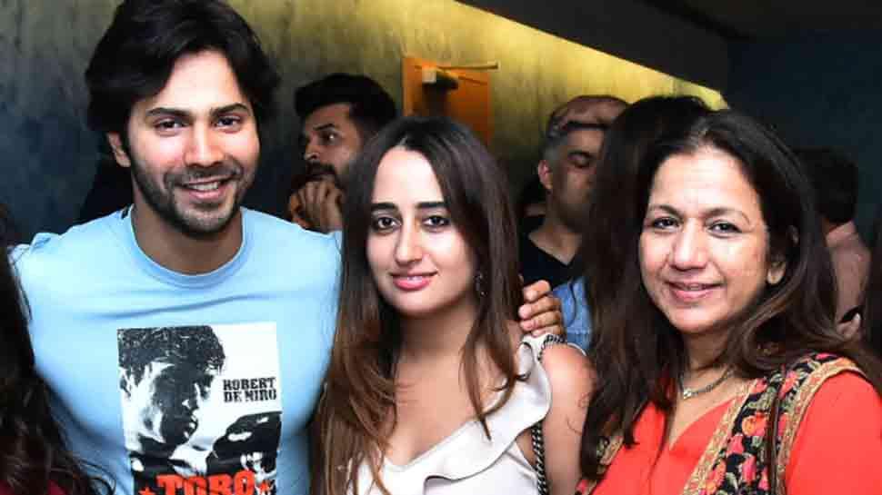 Varun Dhawan spotted with rumoured girlfriend Natasha Dalal — See photos