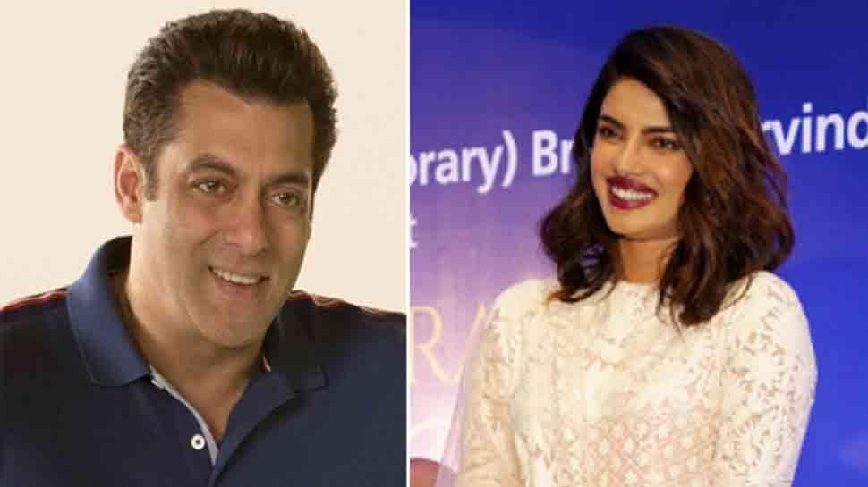 Priyanka Chopra not reuniting with Salman Khan for Bharat. Will Katrina Kaif step in?