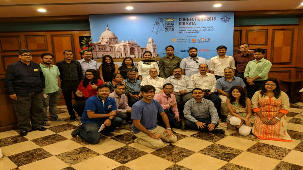 IIMC Alumni meet 'Connections 2018' held at Kolkata, Ranchi, Bhopal