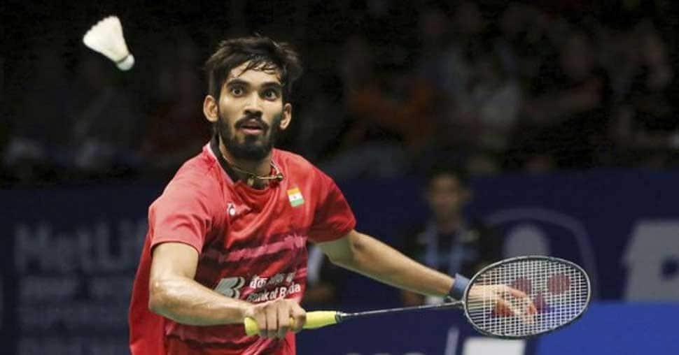 Commonwealth Games 2018, Gold Coast: Kidambi Srikanth enters badminton men's singles final