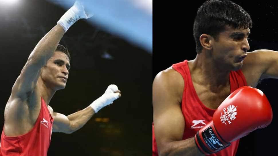 Commonwealth Games 2018, Gold Coast: Boxer Gaurav Solanki wins Gold, Manish Kaushik Silver