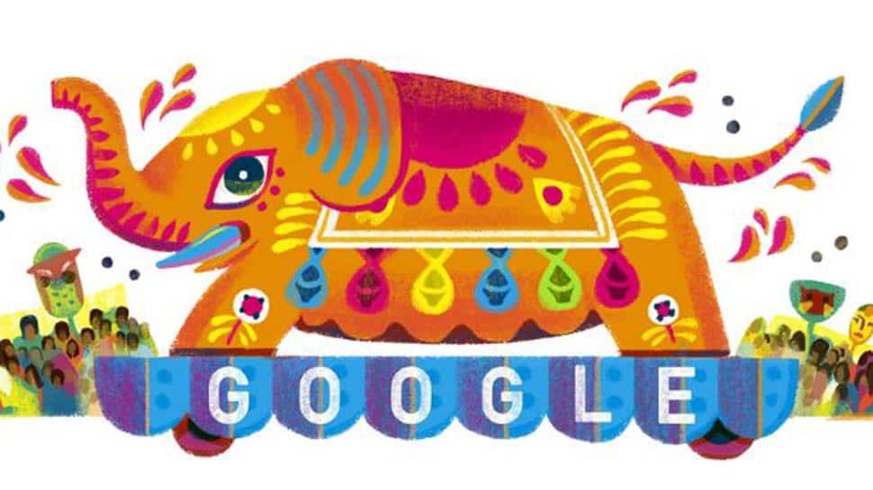 Google Doodle celebrates Pohela Boishakh in Bangladesh