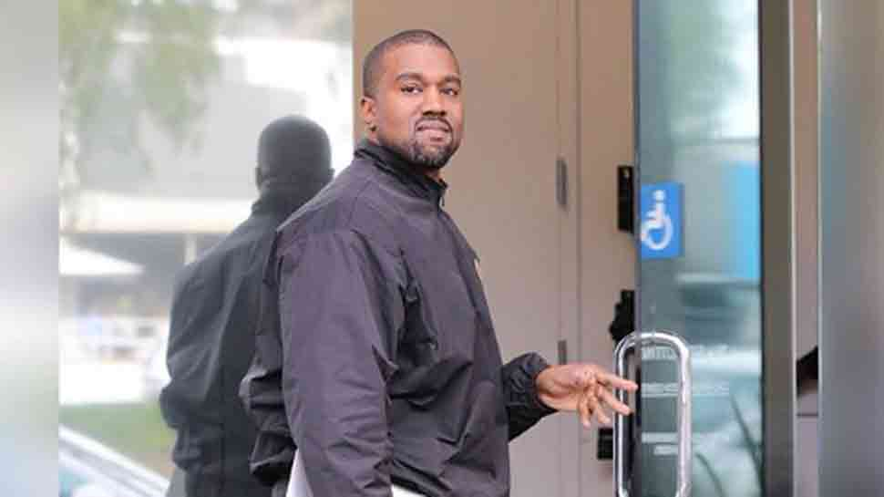 Rapper Kanye West writing philosophy book called Break the Simulation