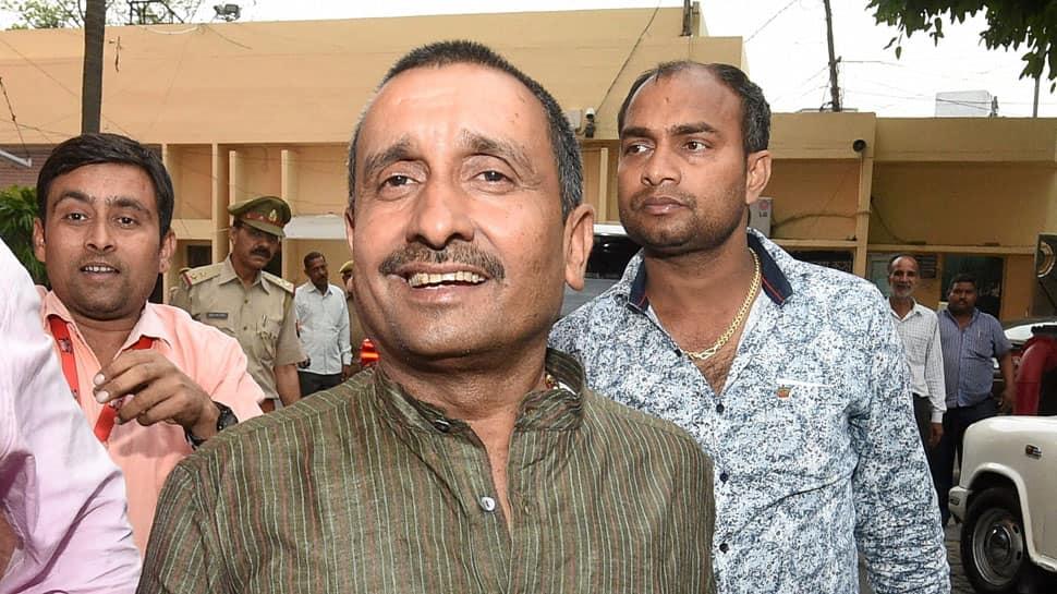 Unnao rape case: Have faith in God and judiciary, says BJP MLA Sengar