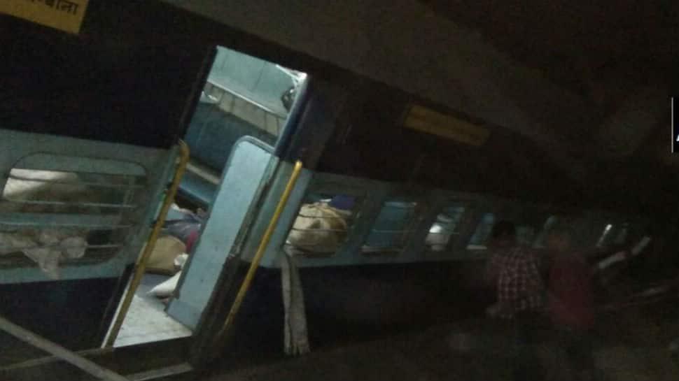 Five coaches of passenger train derail in Madhya Pradesh