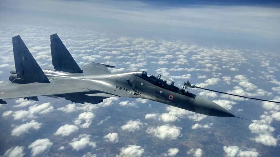 Gagan Shakti 2018: IAF tests long-range striking capabilities, Sukhoi jet refuelled mid-air