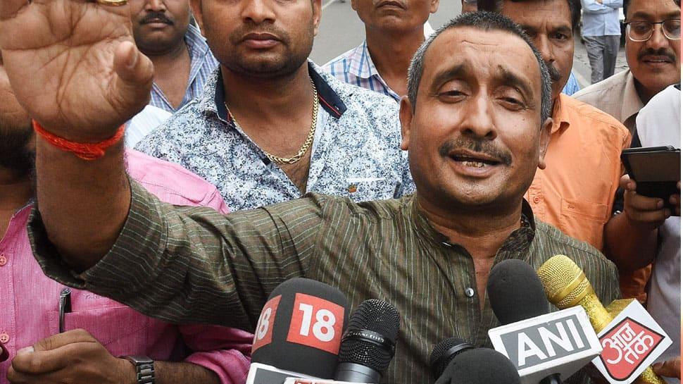 CBI likely to take rape accused BJP MLA Kuldeep Singh Sengar to Unnao today, seek court's permission for lie-detector test