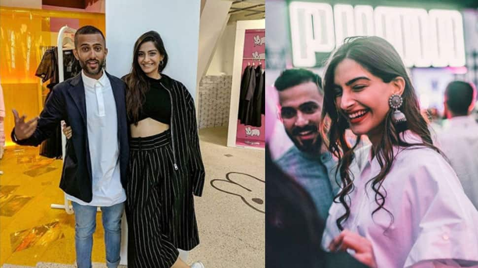 Is Sonam Kapoor tying the knot with beau Anand Ahuja next month?