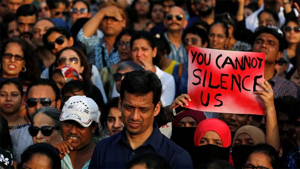 Bengaluru raises voice against Kathua, Unnao rape case with #MyStreetMyProtest