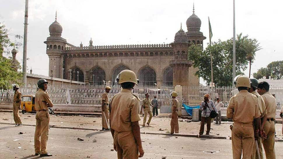 Judge Ravindra Reddy who acquitted all accused in Mecca Masjid blast case resigns