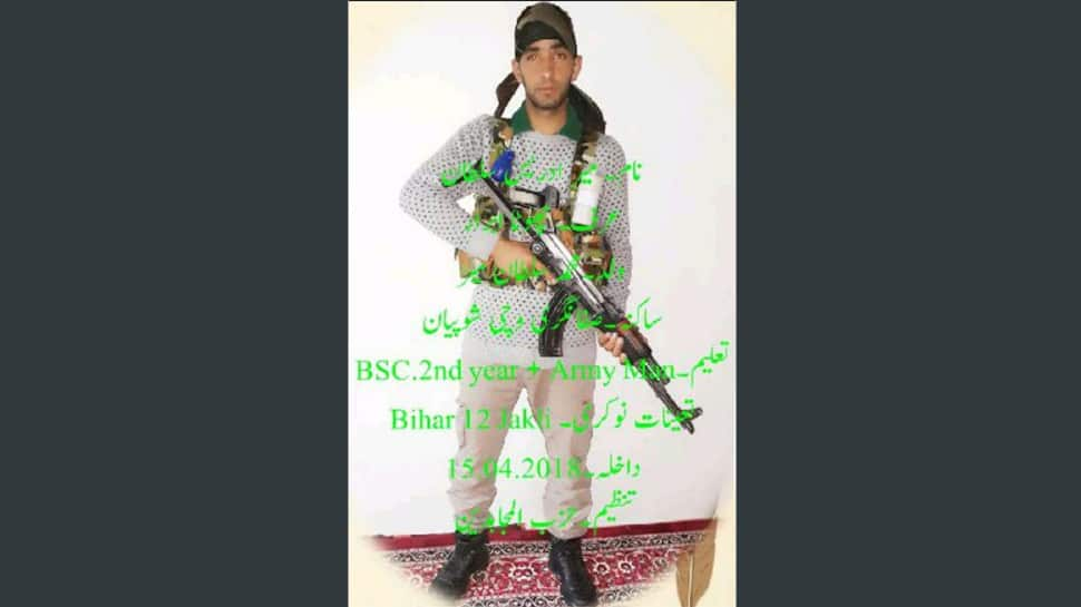 Indian Army soldier from Kashmir's Shopian has joined Hizbul Mujahideen, say reports