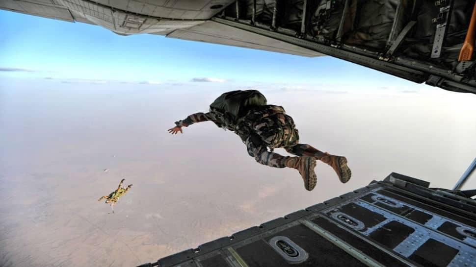 Gaganshakti 2018: Indian Air Force showcases airdrop commando assault capabilities