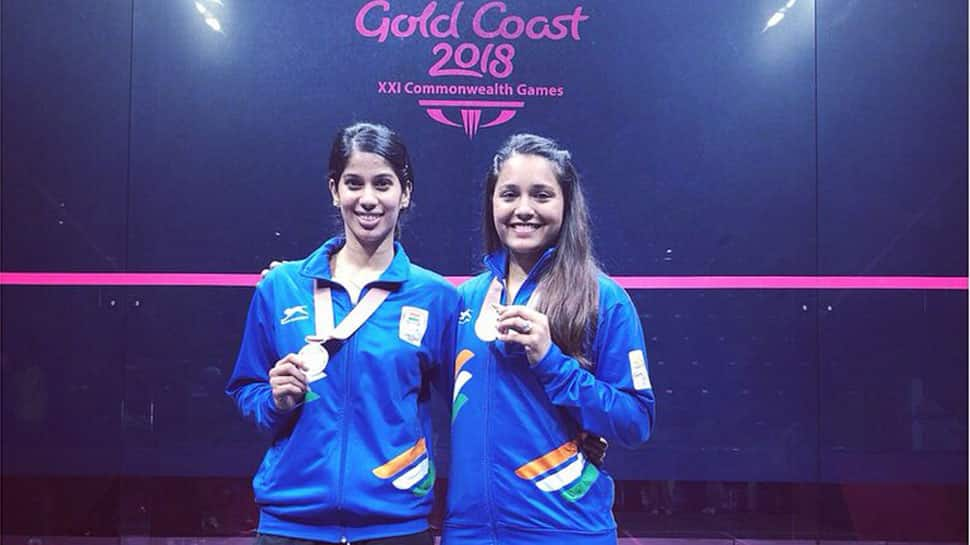 CWG 2018: Squash stars Dipika Pallikal and Joshna Chinappa happy with a podium finish but rue refereeing standards