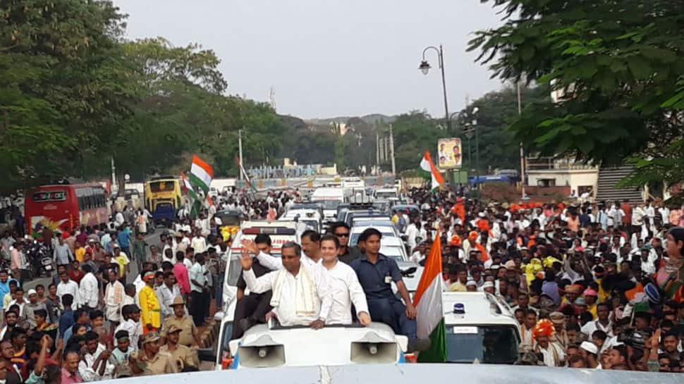 BJP is a party of criminals: Karnataka CM Siddaramaiah