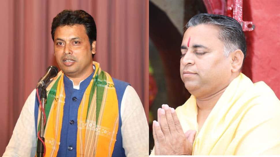 Tripura CM defends 'internet during Mahabharata' claim, calls critics 'narrow-minded'