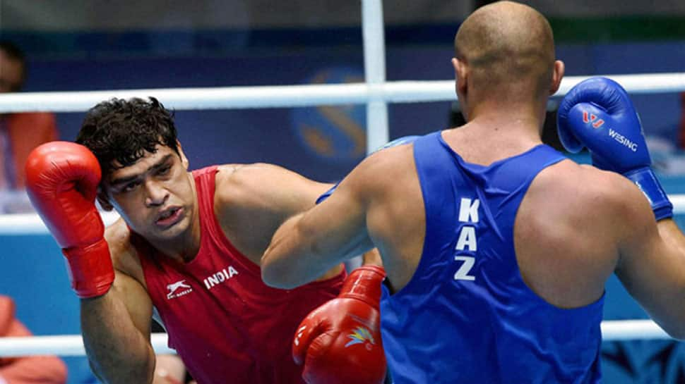 After CWG silver, boxer Satish now targets Olympic gold