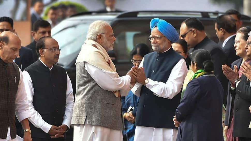 Don't compare your term with PM Modi's, BJP reacts to Manmohan Singh's 'speak up' remark