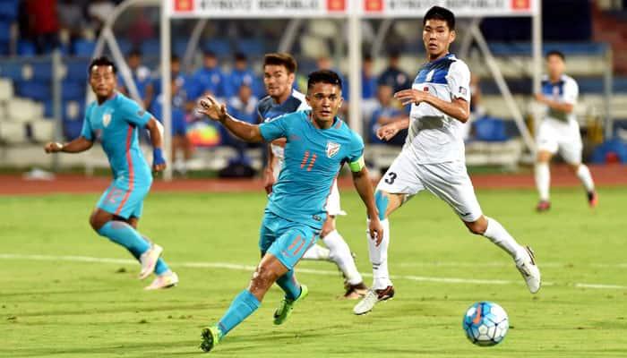 India clubbed with Maldives, Sri Lanka in SAFF Cup