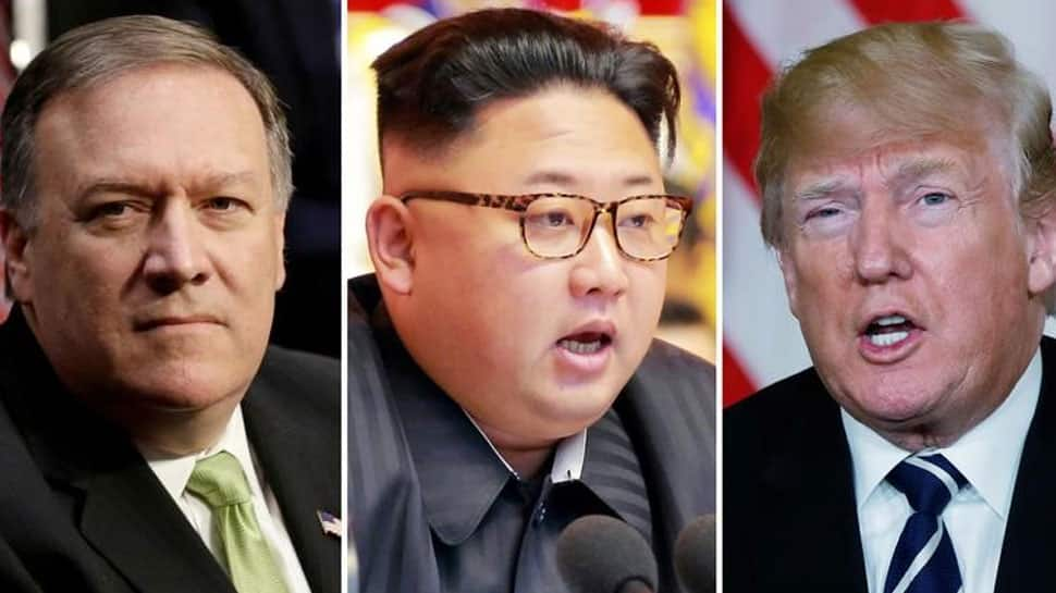 CIA chief Mike Pompeo met Kim Jong Un in North Korea, says US President Donald Trump