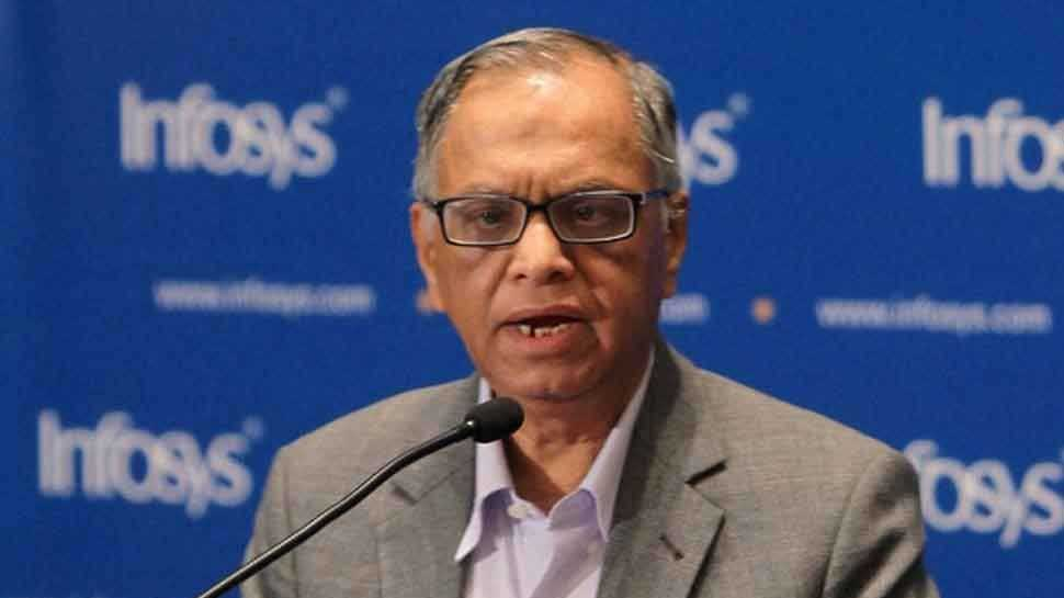 Narayana Murthy says 80% Indian youngsters not properly trained for any job, blames faulty education system