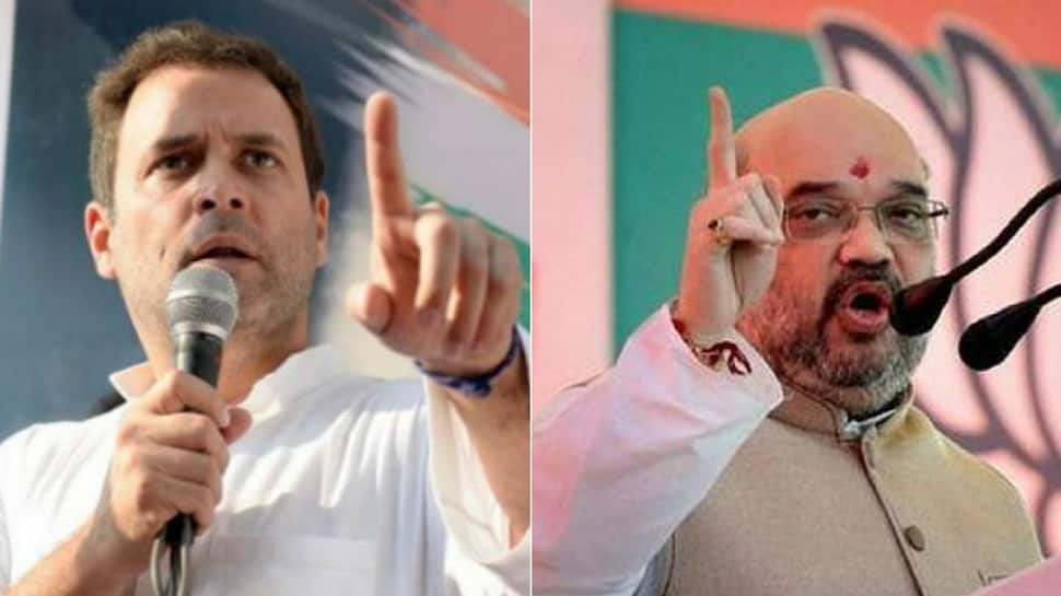 Pleas in judge Loya case was a conspiracy by Rahul Gandhi against Amit Shah: BJP